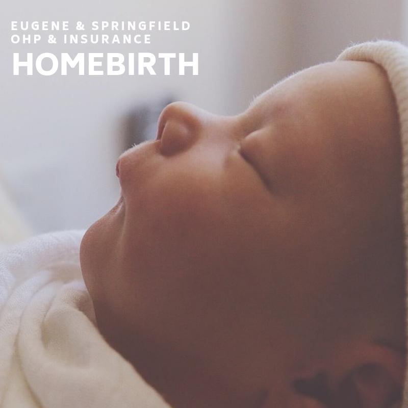 Homebirth in eugene & springfield
